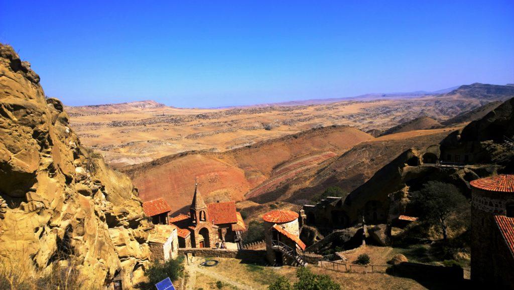 The David Gareji Monastery