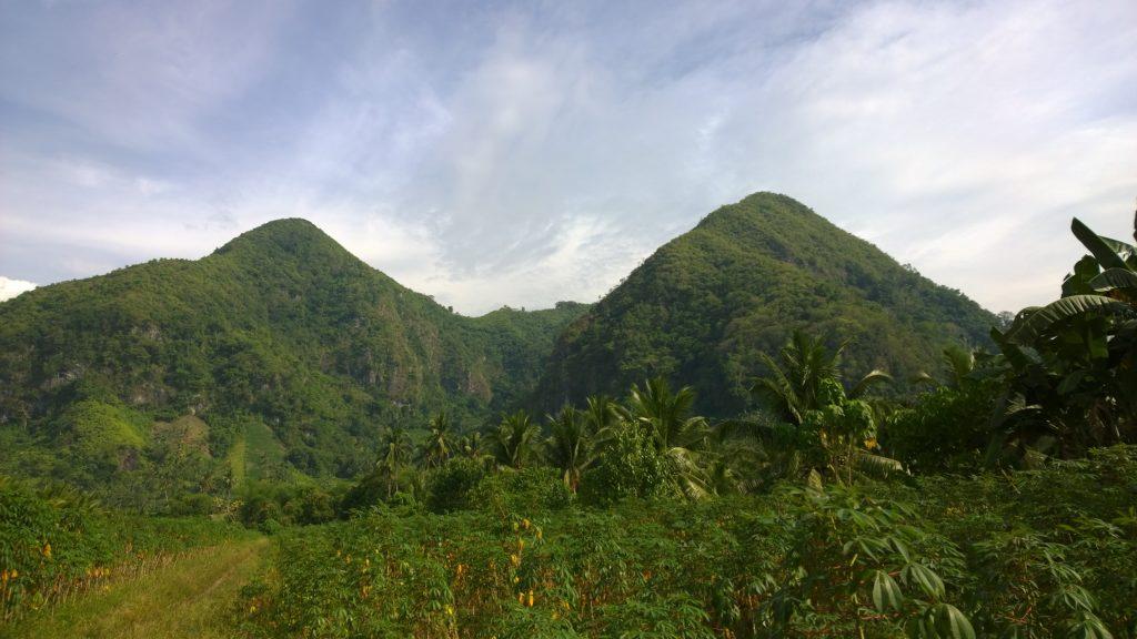 Susong Dalaga in Tampakan