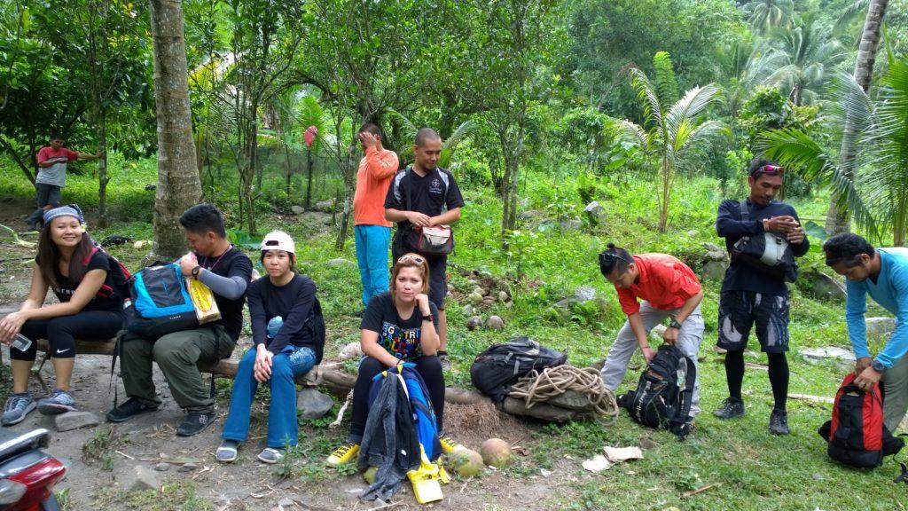 At the foot of Susong Dalaga