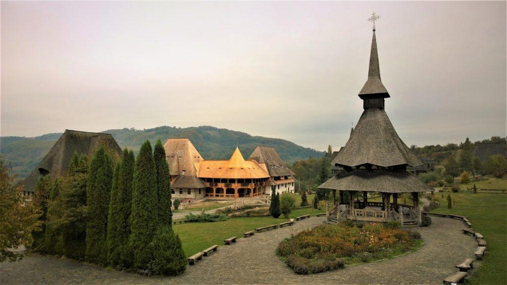 The Barsana Monastery Complex