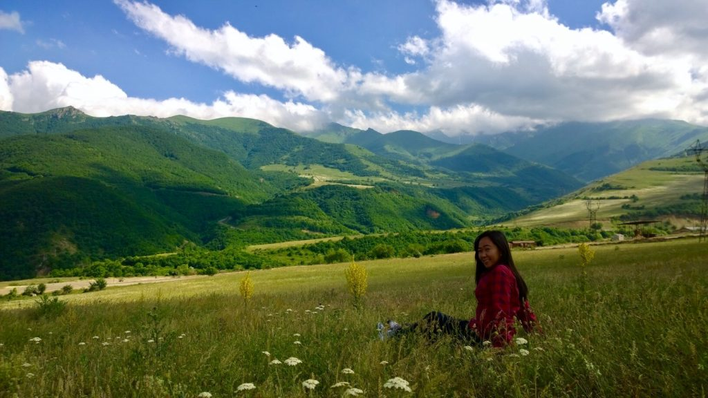 Slow travels to Tatev