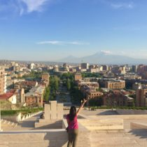Places in Yerevan