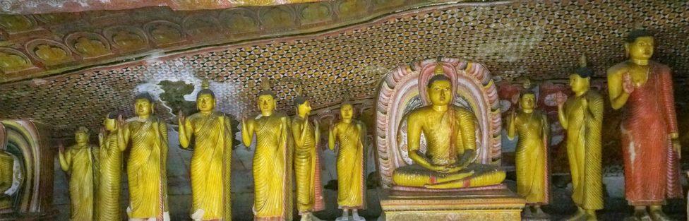 The Hidden Gem Behind The Golden Temple Dambulla