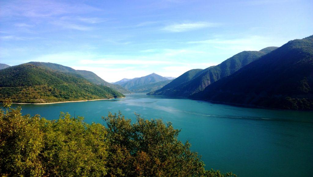 The Great Lake Jinvali