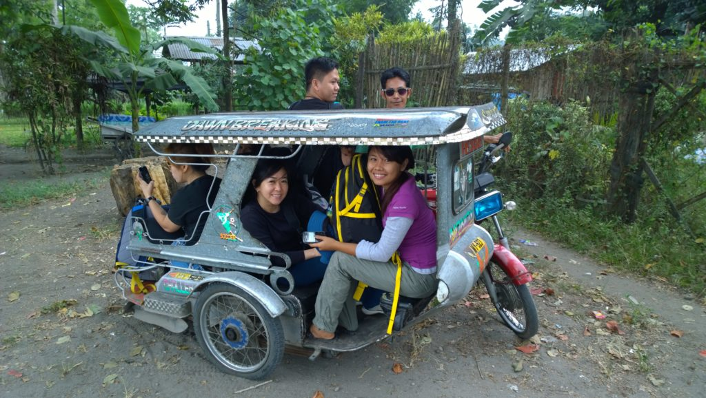 A Tricycle Ride