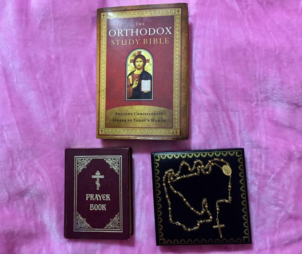 treasured keepsakes