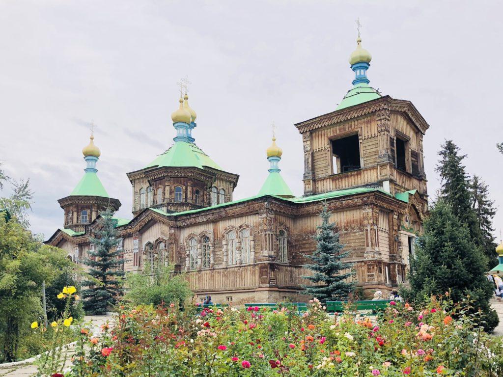 Adult Guide in Karakol