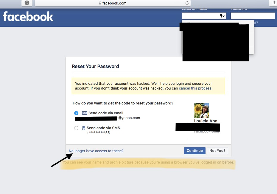 Facebook Account Hacked   How To Retrieve If You No Longer
